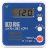 KORG Metronome Micrometro [MCM1] - Blue - Metronome Digital